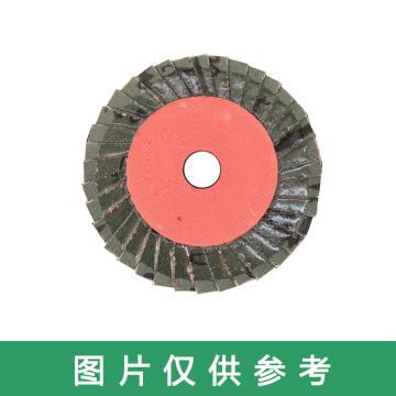 小太阳 百叶轮,100*16,P320,100片/箱