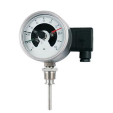 双金属温度计,WSSX-411长度400mm