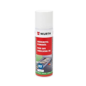 伍爾特 食品安全潤滑油,08931071,300ML/瓶