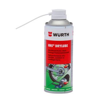 伍爾特 HHS滲透干性潤滑劑,08931066,400ML/瓶