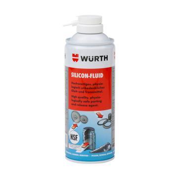 伍爾特 食品級硅潤滑油噴劑,0893221000,400ML/瓶
