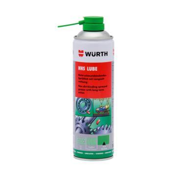 伍尔特 HHS润滑脂,08931065,500ML/瓶