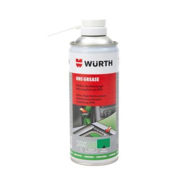 伍爾特 HHS高效潤滑脂,08931067,400ML/瓶
