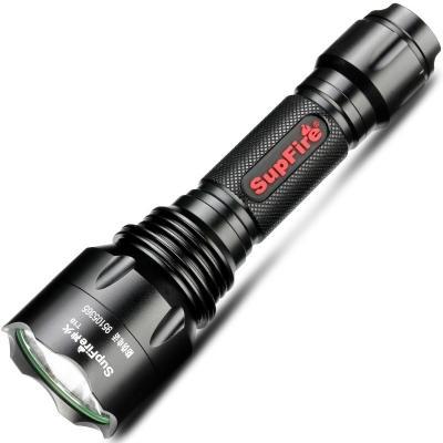 神火 手电筒,T10,含电池,含充电座,单位:个