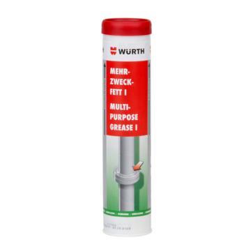 伍爾特 I型多用途黃油,08938701,400G/瓶