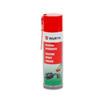 伍爾特 防水潤滑脂,0893223,500ML/瓶