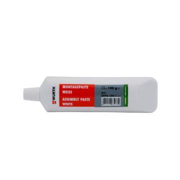 伍爾特 裝配膏,08931041,白色,100ML/管