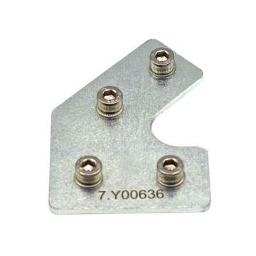 希瑞格CRG 45°固定板(含螺釘套件),SFP-50T,7.Y00636-T
