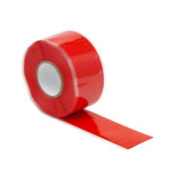 伍爾特 快速修復膠帶,0985077231,HR, 紅色,0.5MMX25.4MMX3.65M/個