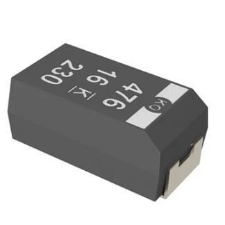 KEMET 表贴钽电容,T520B107M006ATE018,100个/卷
