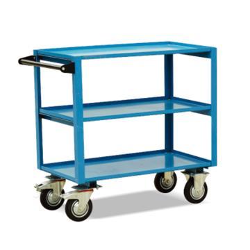 Raxwell 通用型工具车,橡胶轮 载重300KG,RHTC0027