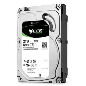 希捷企业级硬盘,服务器硬盘 ST1000NM0008 2T SATA接口 3.5英寸 7E2系列