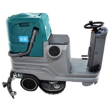 8113820吉易隆 驾驶式洗地机,YC-85 洗地宽度:660mm