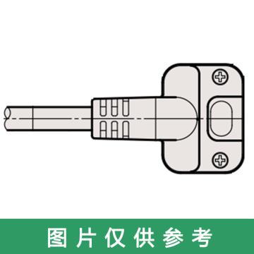 三豐Mitutoyo 腳踏開關連接電纜,U-WAVE-T、帶輸出按鈕防水型,02AZE140B