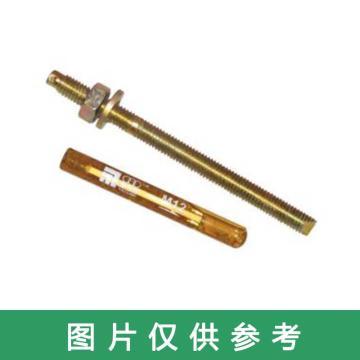 西域推荐 化学锚栓,M12*160 ,10.9级