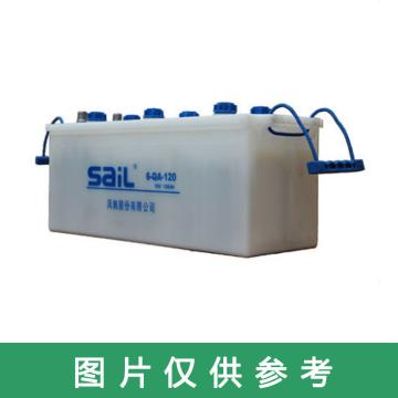 风帆SAIL 干荷蓄电池,12V/120Ah,6-QA-120D