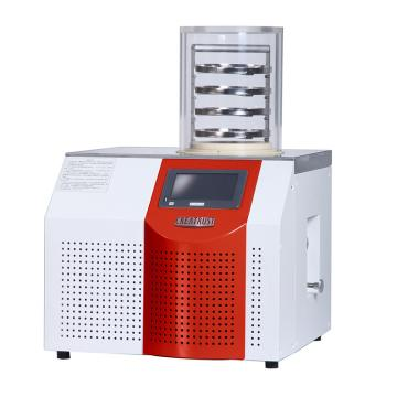 永合創信 實驗室臺式凍干機,凍干面積0.12-0.18㎡,CTFD-10S標準型