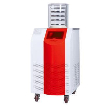 永合創信 實驗室立式凍干機,凍干面積0.12-0.18㎡,CTFD-12S標準型