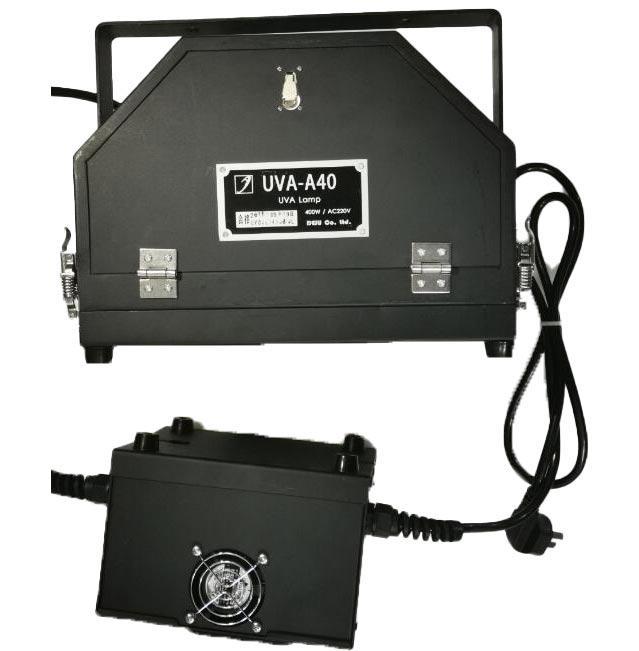 8113820德聚 紫光灯 365纳米检测灯具 UV-A40,420w,单位:台
