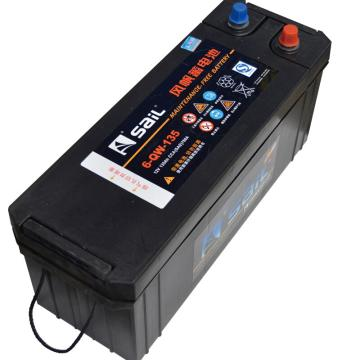 風帆SAIL 免維護啟動系列蓄電池,12V/135Ah,6-QW-135