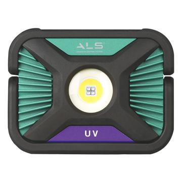 ALS 1500流明充電式COB&UV LED投光燈,SPX151RUV 功率20W 白紫光5500-6500K,單位:個
