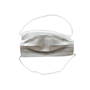 一次性无纺布头戴式口罩,50只/盒,40盒/箱