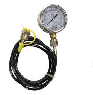 黎明液压 测压装置,PTB-HM16/P14X1.5-25-1500