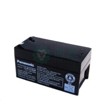 松下Panasonic 蓄电池,12V\1.3AH LC-R121R3,小电器电池