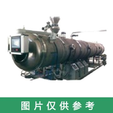 上海缘昌医药带式真空粉粒料连续干燥机