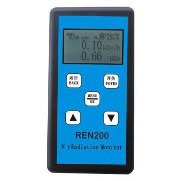 上海仁日 X-γ个人剂量报警仪,REN-200 E050205