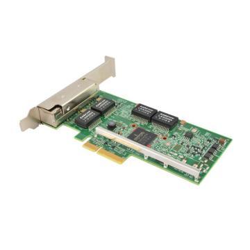 聯想4口網卡,7ZT7A00484 ThinkSystem PCIe 1Gb 4 端口 RJ45 以太網適配器