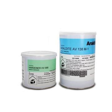 愛牢達 環氧結構粘接膠,AV138M/HV998,1.4KG/組