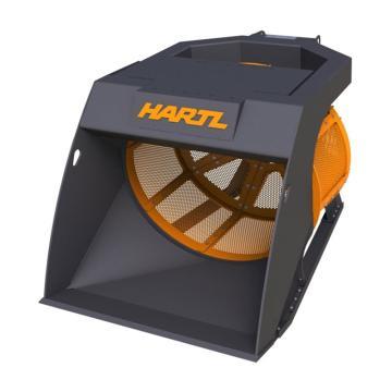 哈特HARTL 斗式液壓篩分機(篩沙斗),HBS800