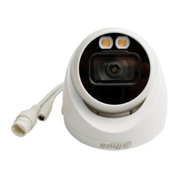 大华 200万H.265编码全彩高清海螺半球,支持POE,最远30米,DH-IPC-HDW2233T-A-LED(6mm)