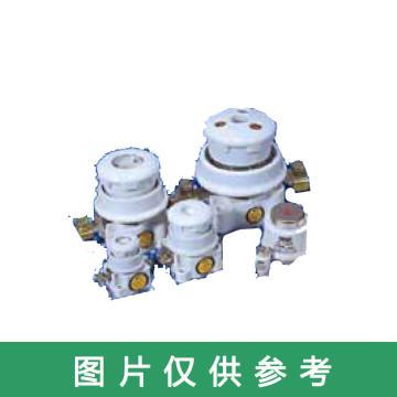 茗熔MIRO 熔断器附件 RL1-200座 3个/盒 适配RL1-200型螺旋式熔断器