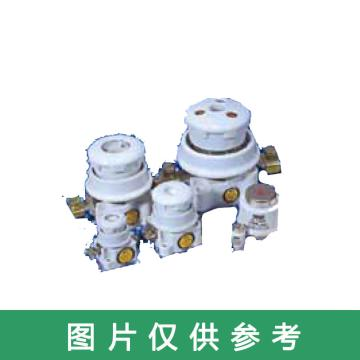 茗熔MIRO 熔断器附件 RL1-100座 3个/盒 适配RL1-100型螺旋式熔断器