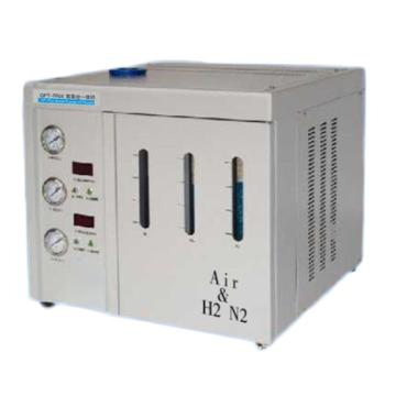 全浦 氮氫空一體機,QPT-500Ⅱ,流量:氮氣:0-500ml/min;氫氣:0-500ml/min;空氣:0-5000ml/min