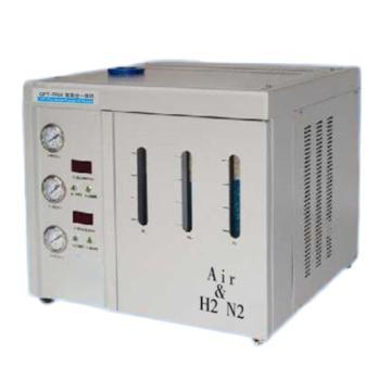 全浦 氮氫空一體機,QPT-300Ⅱ,流量:氮氣:0-300ml/min;氫氣:0-300ml/min空氣:0-2000ml/min