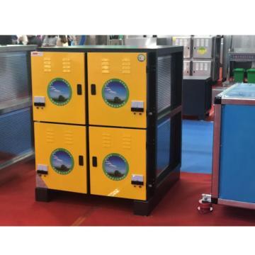 博丰 双高压低空排放油烟净化器,BF-JD-16A,处理风量16000m³/h,外型尺寸1050×950×1310