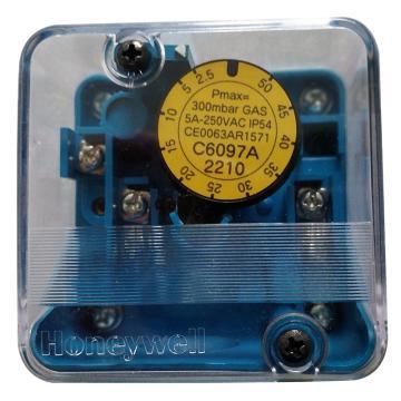 Honeywell 壓力開關,C6097A2210。庫存售完為止