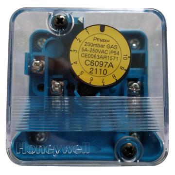 Honeywell 壓力開關,C6097A2110。庫存售完為止