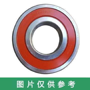 恩梯恩NTN 深溝球軸承,單列,帶接觸橡膠密封圈型,6203LLU