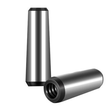 西域推薦 內螺紋圓錐銷GB/T 118-2000,6×25,45#鋼