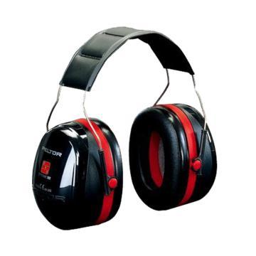 3M 头戴式耳罩,H540A,PeltOr Optime 3系列