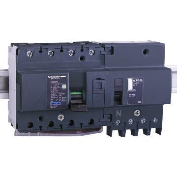 施耐德Schneider Vigi NG125剩余电流动作保护附件,AC class 63A 300mA 4P,19005