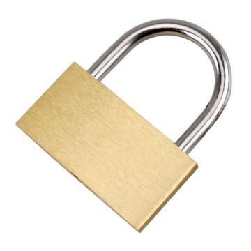 罕碼 黃銅安全掛鎖(同花系列),HMLK14