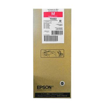 爱普生(EPSON)墨盒,T9483 红色 标容3000页(适用WF-5290/5790型)