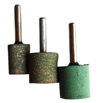 西域推荐 芝麻磨头砂轮,圆柱形,6*25*25mm,100个/包
