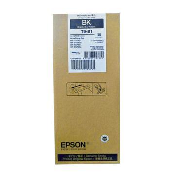 爱普生(EPSON)墨盒,T9481 黑色 标容3000页(适用WF-5290/5790型)