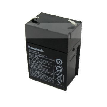 松下Panasonic 蓄电池, 6V4.5AH ,LC-R064R5